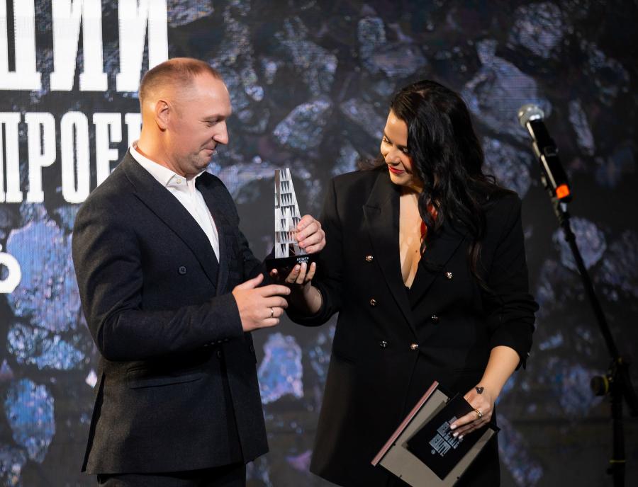 Фото с церемонии награждения Arendator Awards 2021